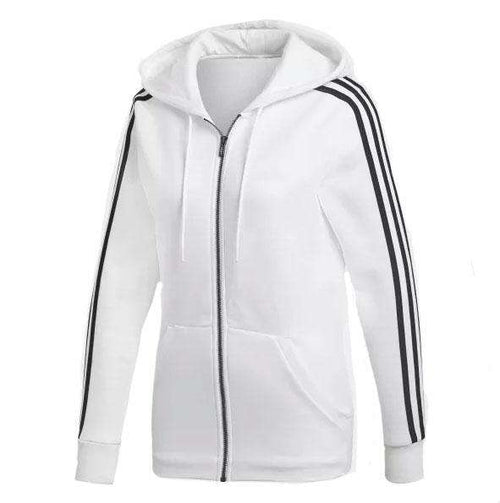 71c260a607c Adidas Women s Essential 3-Stripes Fleece Hoodie - League Outfitters