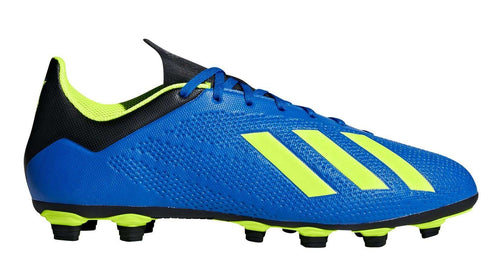 Adidas Mens X 18.4 FG - League Outfitters