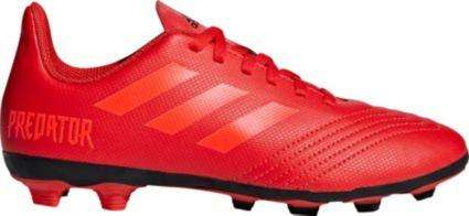 b7356caa397 adidas Predator 19.4 Youth FG Soccer Cleats - 1.5   Active Red Solar  Red Core Black