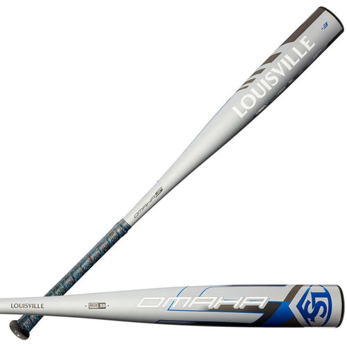"2020 Louisville Slugger OMAHA (-3) 2 5/8"" BBCOR BASEBALL BAT - League Outfitters"