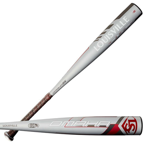 "2020 Louisville Slugger OMAHA (-5) 2 5/8"" USSSA SENIOR LEAGUE BASEBALL BAT - League Outfitters"