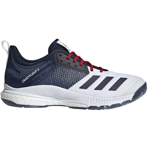 adidas Crazyflight X 3 USA Women's Volleyball Shoes - League Outfitters