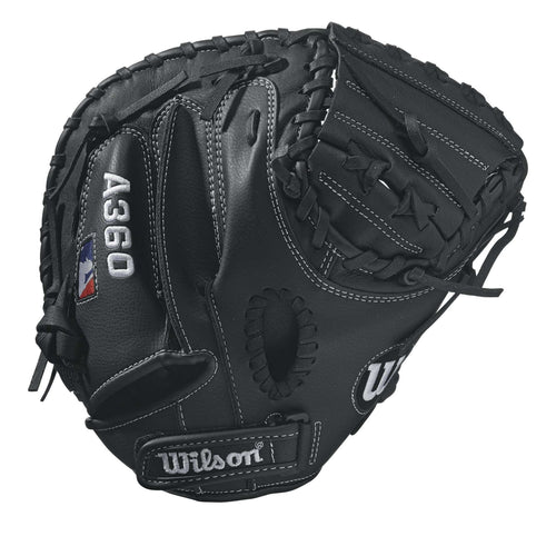 "Wilson A360 31.5"" Catcher's Mitt - League Outfitters"