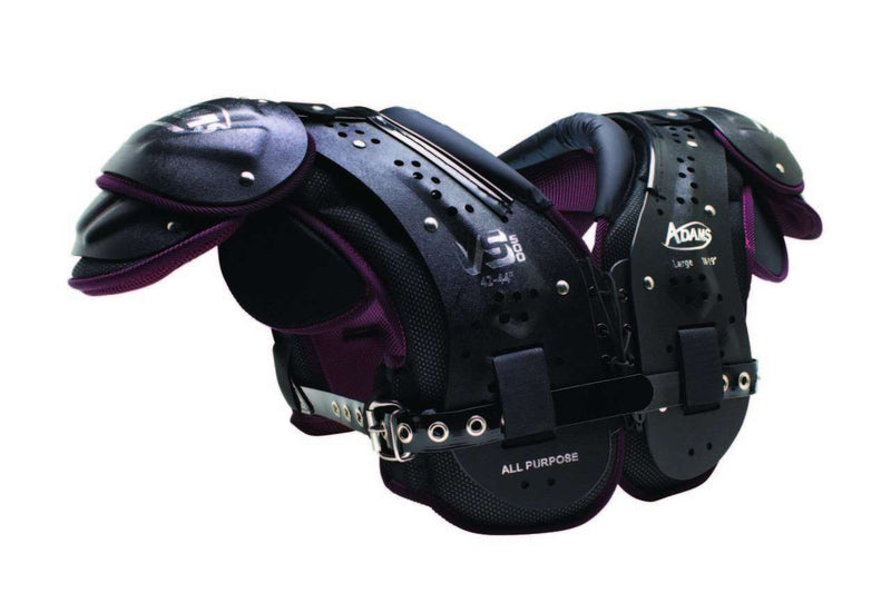 Adams VS500 Adult All Purpose Shoulder Pads - League Outfitters