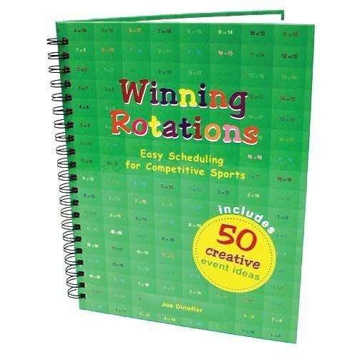 Winning Rotations Book - League Outfitters