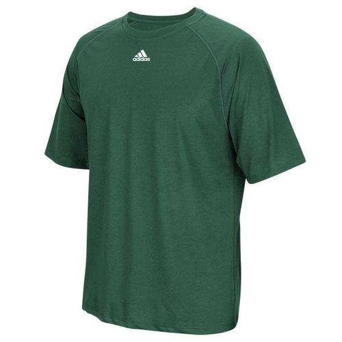 adidas Climalite Baseball Short Sleeve Tee - League Outfitters