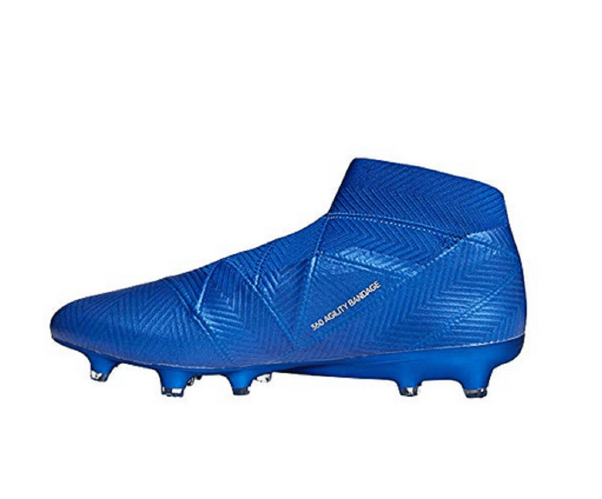 cfda7efa7980 ... adidas Men s Nemeziz 18+ FG Soccer Cleats - League Outfitters ...