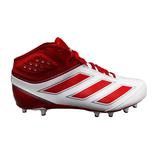 adidas AS SMU Malice 2 Fly Football Cleats - League Outfitters