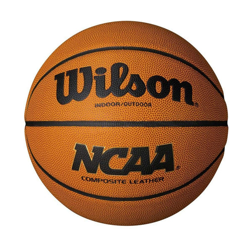 "Wilson NCAA Men's Composite Basketball - 29.5"" - League Outfitters"