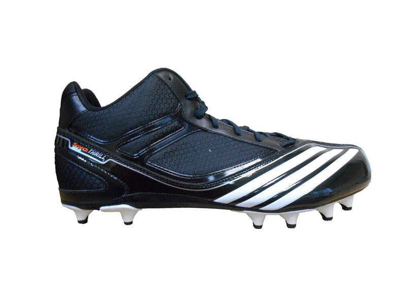 adidas SM Scorch Thrill Fly Mid Football Cleat - League Outfitters