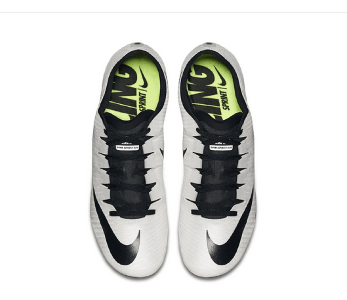 d3ca91e5bcb ... Nike Zoom SuperFly Elite Unisex Track   Field Spikes - League Outfitters