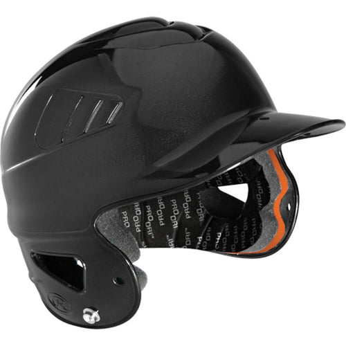 Rawlings Coolflo Metallic Finish Batting Helmet - League Outfitters