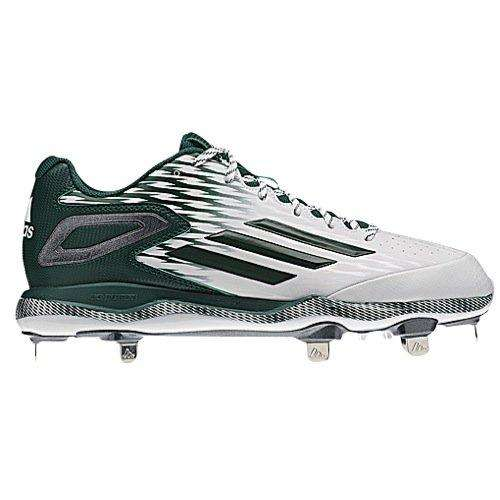 adidas PowerAlley 3 TPU Molded Baseball Cleats - League Outfitters