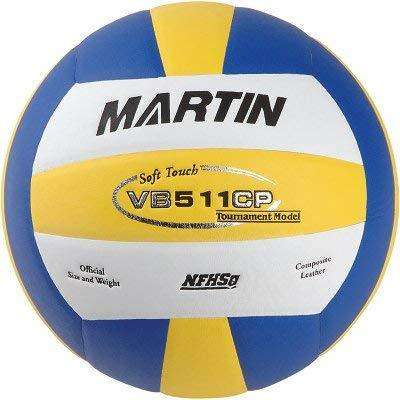 Martin Soft Touch Volleyball - League Outfitters