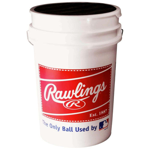 Rawlings Ball Bucket - Empty - League Outfitters