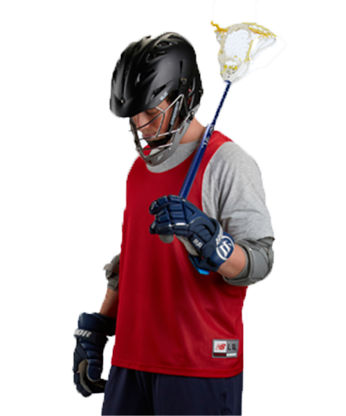 New Balance Reversible Camp Lacrosse Pinnie - League Outfitters
