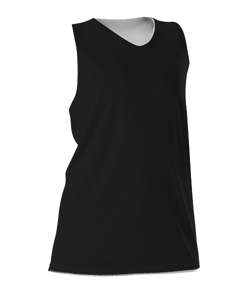 Alleson 506 Womens Reversible Racerback Tank - League Outfitters