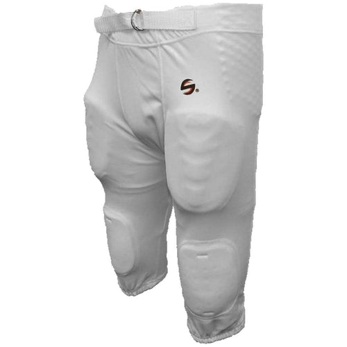 Stromgren Adult 2-Pad Integrated Football Pants - League Outfitters