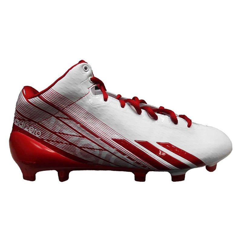 adidas AS SMU 5-Star  2.0 Mid NCAA Football Cleats - League Outfitters