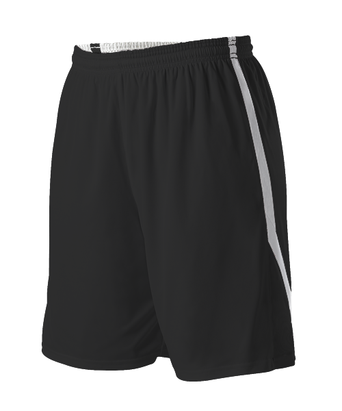 Alleson 531 Womens Reversible Basketball Shorts - League Outfitters