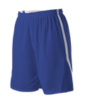 Alleson 531 Girls Reversible Basketball Shorts - League Outfitters