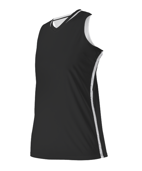 Alleson 531 Girls Reversible Basketball Jersey - League Outfitters