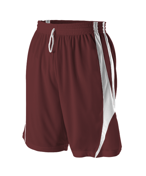 Alleson 54 Adult Reversible Basketball Shorts - League Outfitters