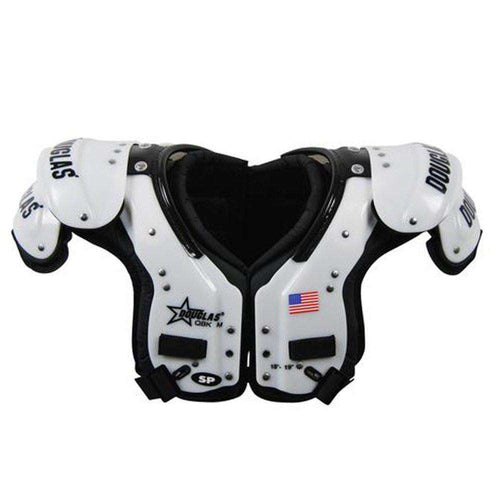 Douglas SP QBK Adult Shoulder Pads - League Outfitters