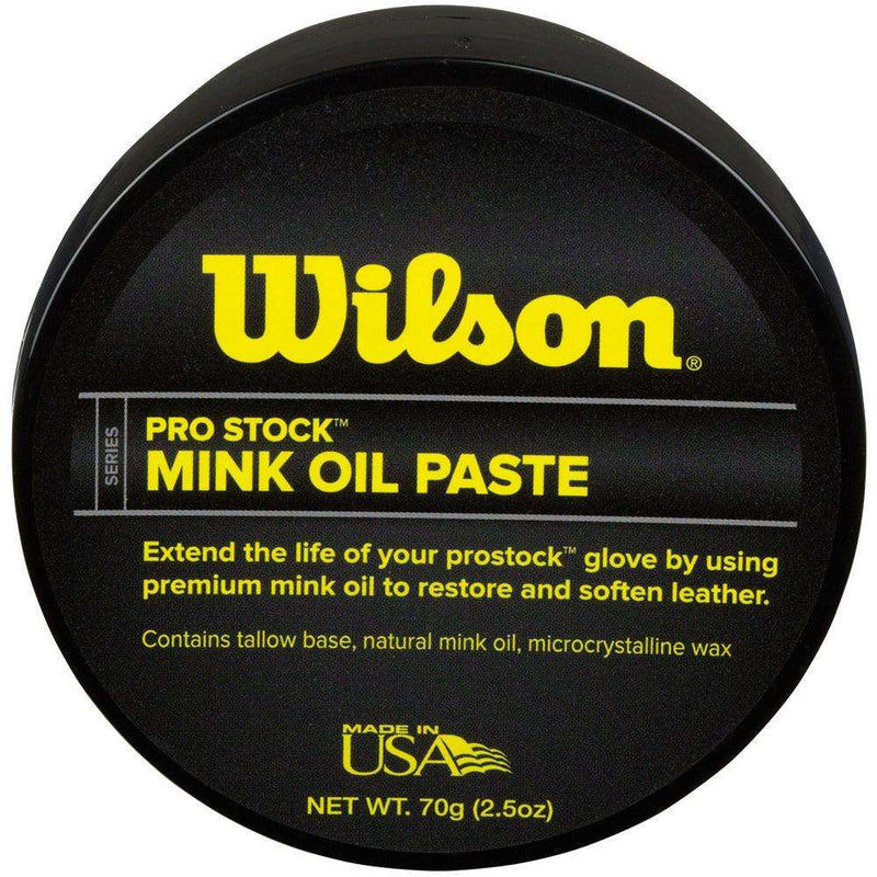 Wilson Mink Oil Glove Paste - League Outfitters
