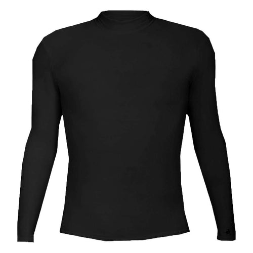 Badger B-Hot Long Sleeve Mock Neck Shirt - League Outfitters