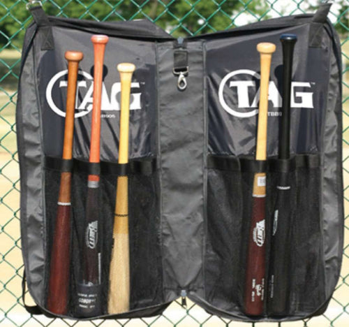 TAG Hangable Baseball and Softball Bat Bag - League Outfitters