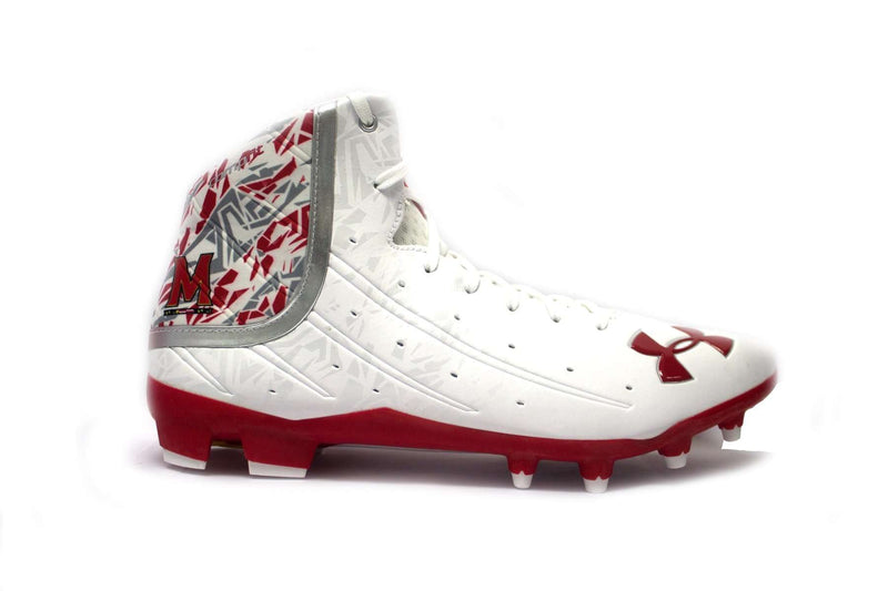 Under Armour Team Banshee Mid MC Lacrosse Cleat - League Outfitters