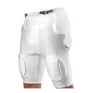 "Alleson Youth ""Solo"" Integrated Football Girdle - League Outfitters"