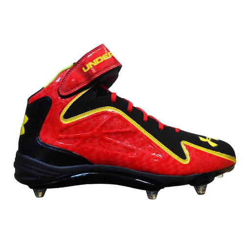 Under Armour Team Renegade D Com Wide Football Cleats - League Outfitters