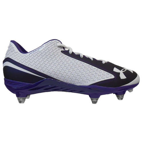 Under Armour Team Nitro Low D Football Cleats - League Outfitters
