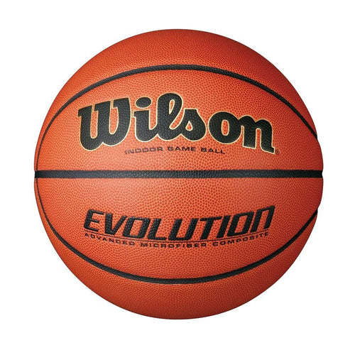 "Wilson Men's Evolution Game Ball - 29.5"" - League Outfitters"