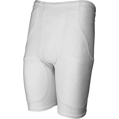 Rawlings Youth Football Girdles Lot of 5 (MODYFG-W) - League Outfitters