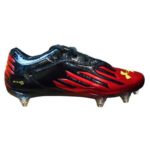 Under Armour Team Nitro IV Low D Football Cleats - League Outfitters