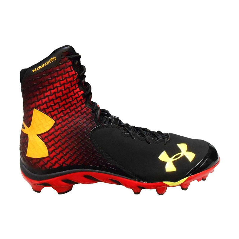 Under Armour Team Spine Brawler Molded Football Cleats - League Outfitters