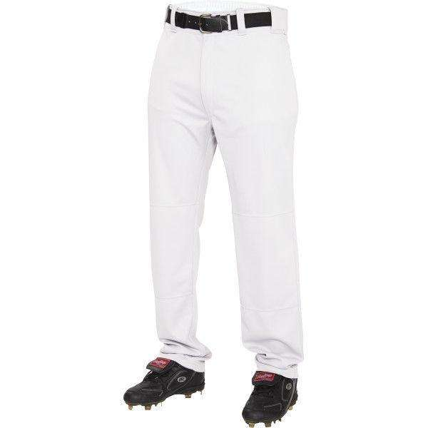 Rawlings Semi-Relaxed Youth Baseball Pants - League Outfitters