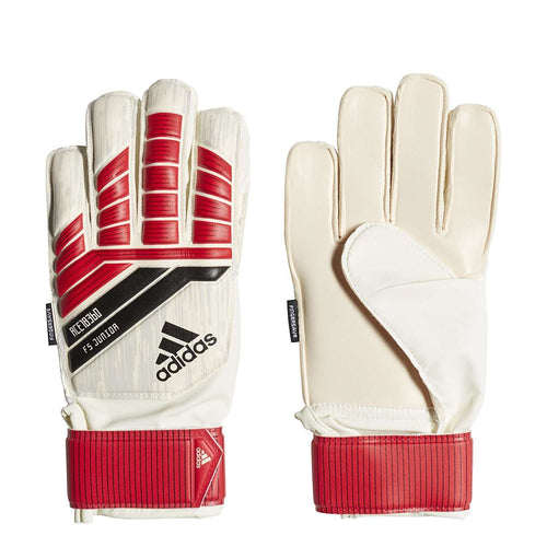 Adidas Performance Fingersave Junior Goalie Gloves - League Outfitters
