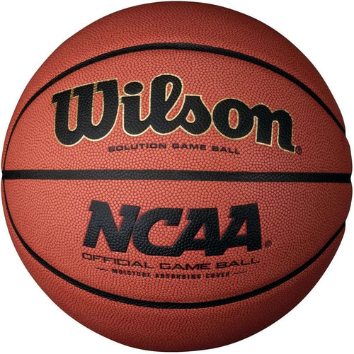 "Wilson NCAA Official Men's Game Basketball - 29.5"" - League Outfitters"