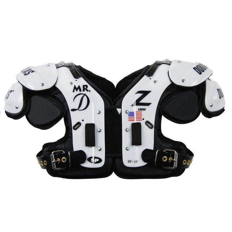 Douglas SP MR DZ Adult Shoulder Pads - League Outfitters