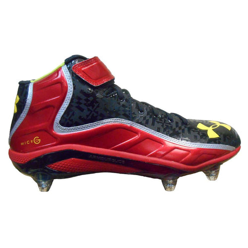 Under Armour Team Fierce D Football Cleats - League Outfitters