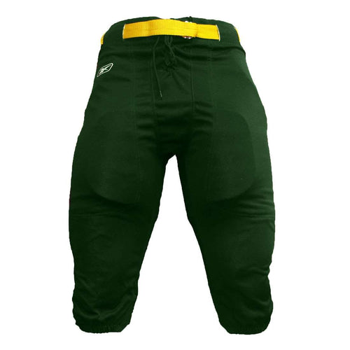 Reebok Polyester Pique Adult Tunneled Football Pants - League Outfitters