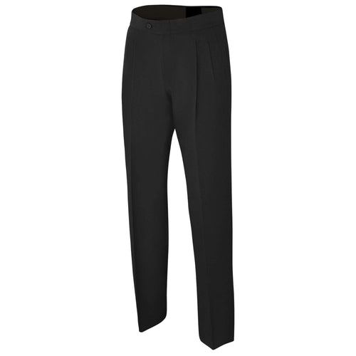 Adams Men's Pleated Basketball Referee Pants - League Outfitters