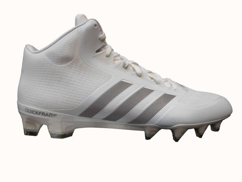 adidas AS SMU CrazyQuick Mid NCAA Football Cleats - League Outfitters