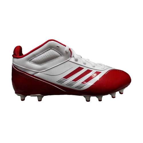 adidas AS SMU Supercharge Mid Fly Football Cleats - League Outfitters