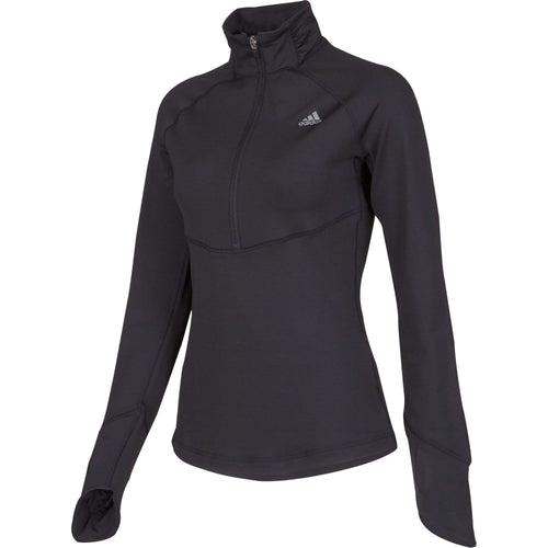 adidas Women's Techfit Clima Warm 1/2 Zip Jacket - League Outfitters