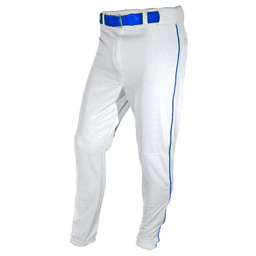 All-Star Adult Relaxed Fit Piped Baseball Pants - League Outfitters